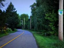 Chemin-du-Roy, Route Verte