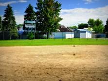 Terrain de Baseball